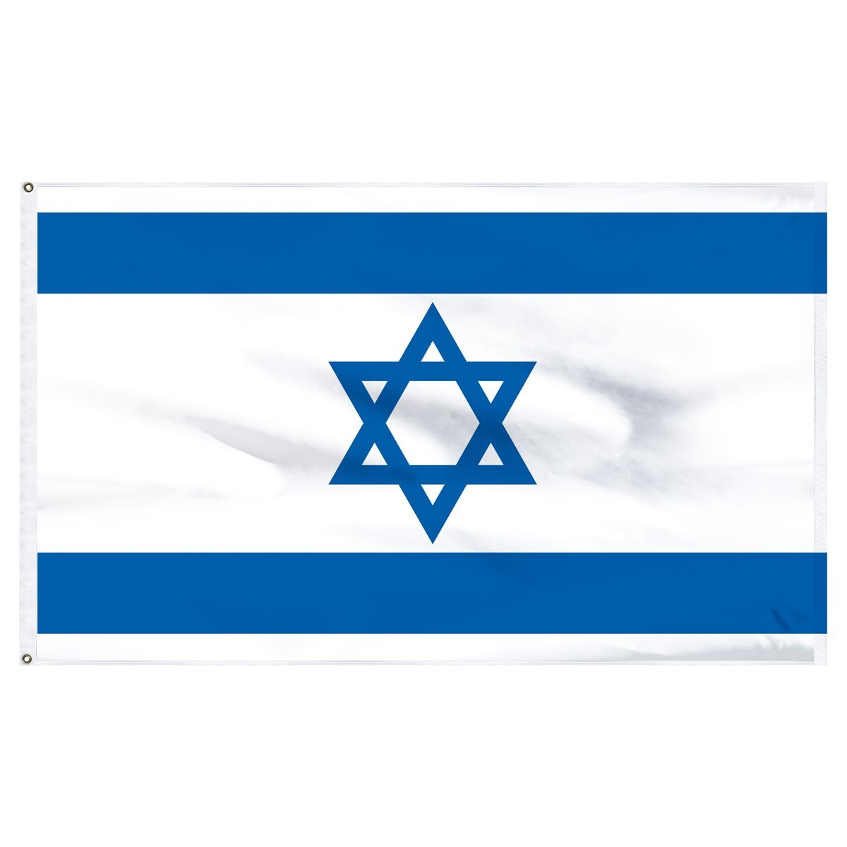 Israel 3' x 5' Outdoor Nylon Flag