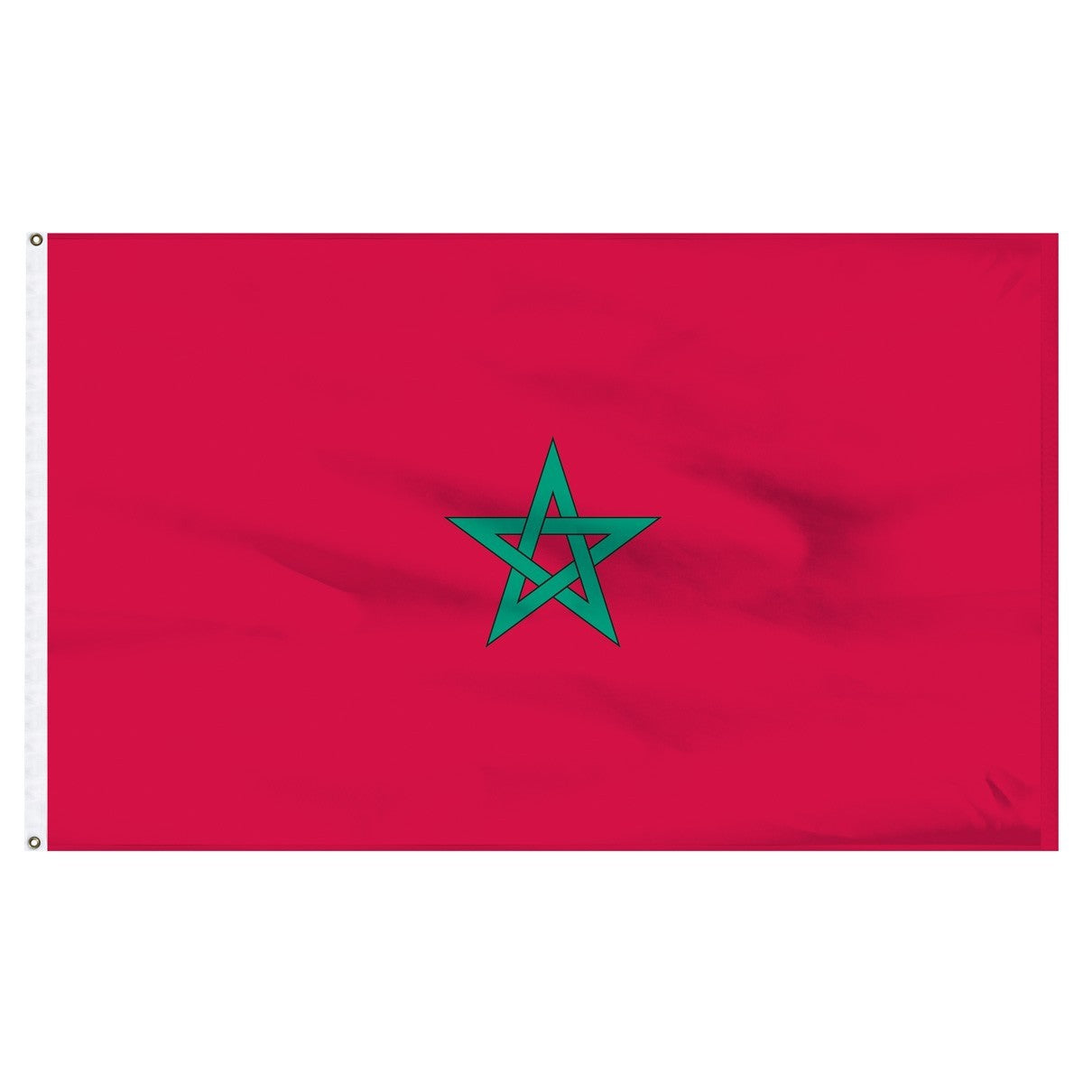 Morocco 3' x 5' Outdoor Nylon Flag