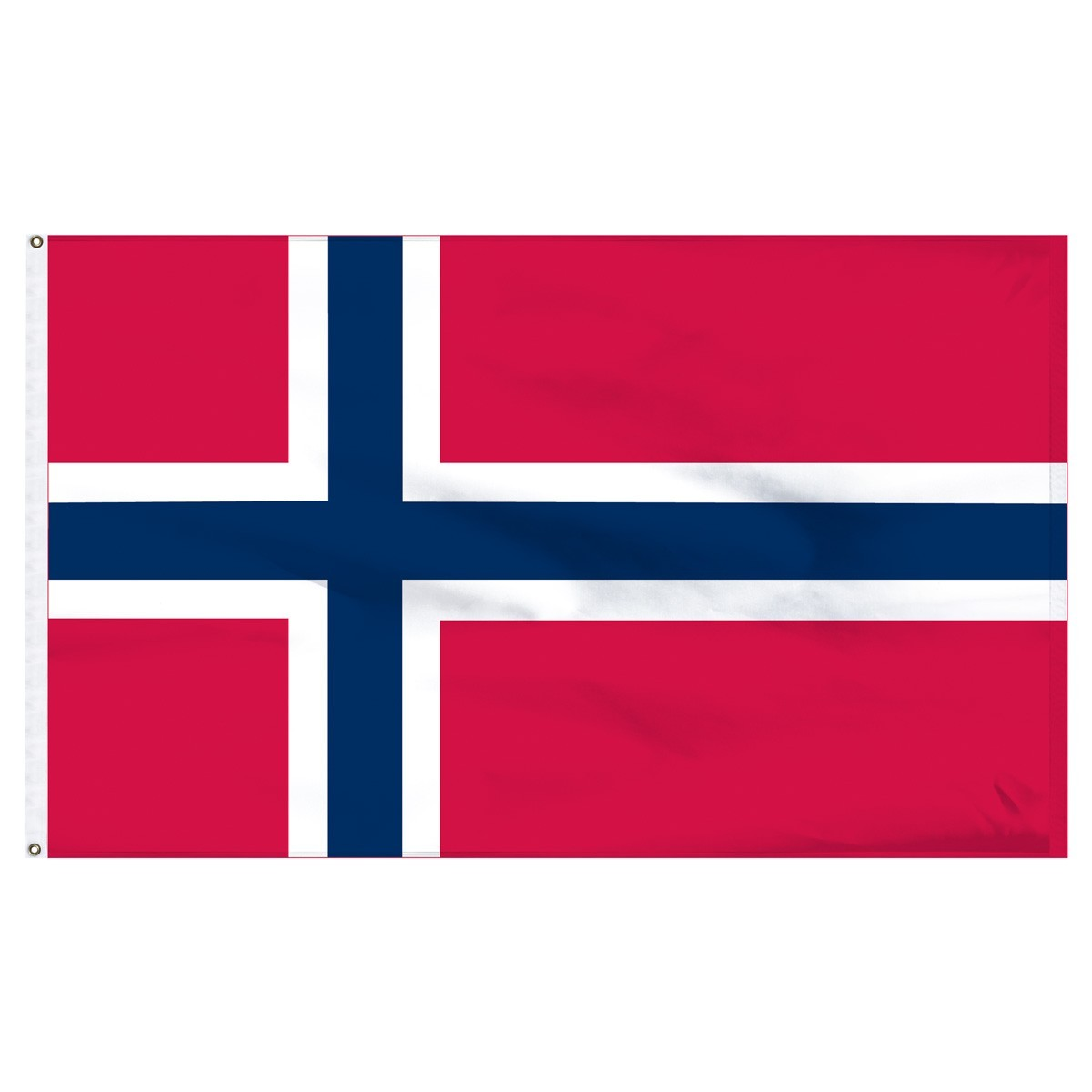 Norway 3' x 5' Outdoor Nylon Flag