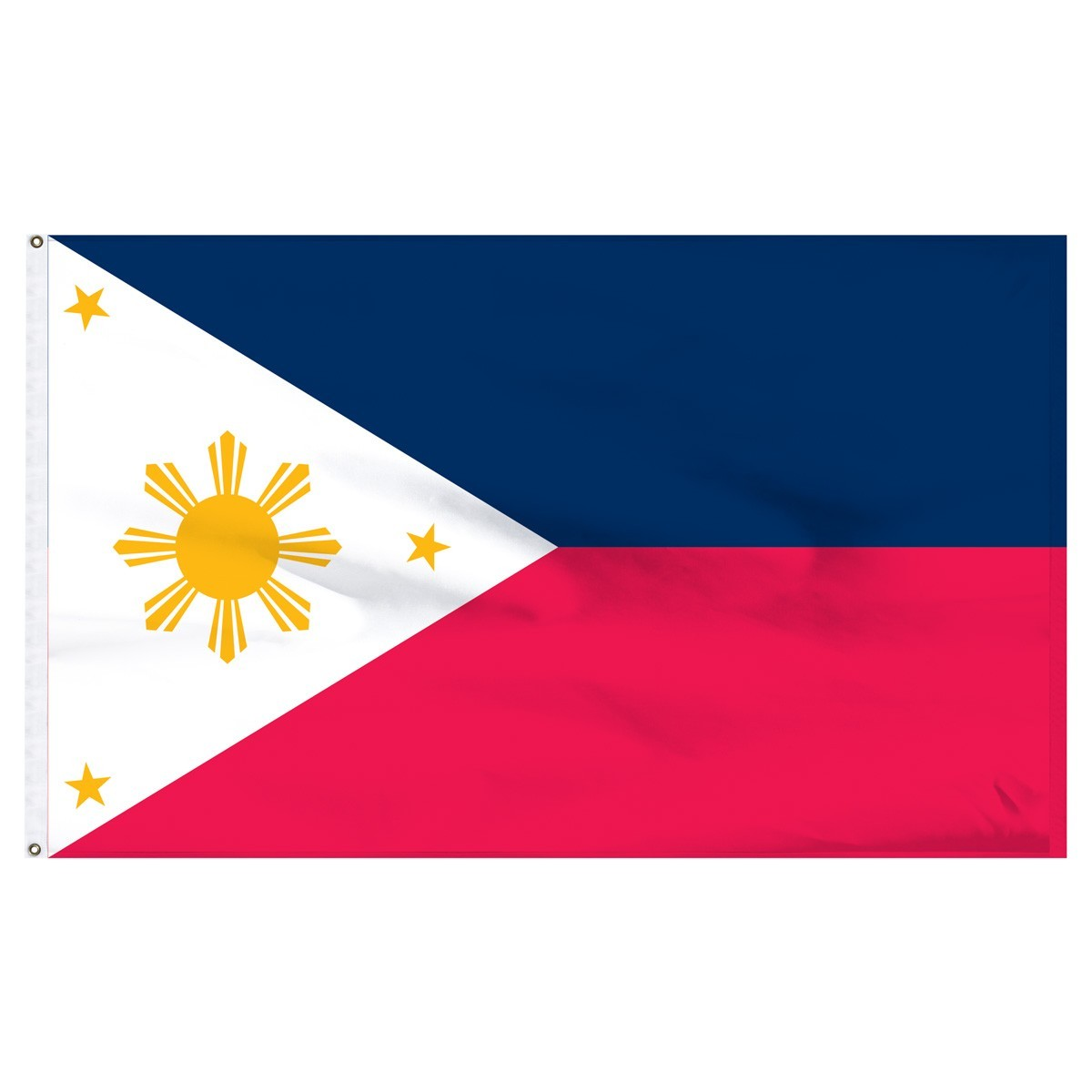 Philippines 3' x 5' Outdoor Nylon Flag