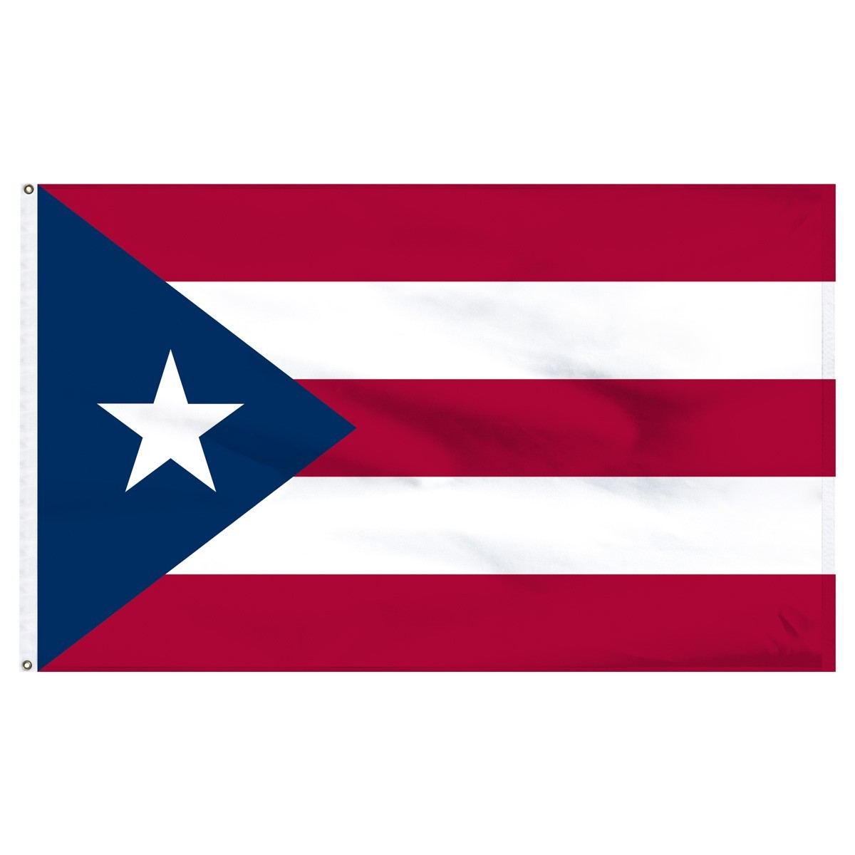 Puerto Rico Outdoor Nylon Flag