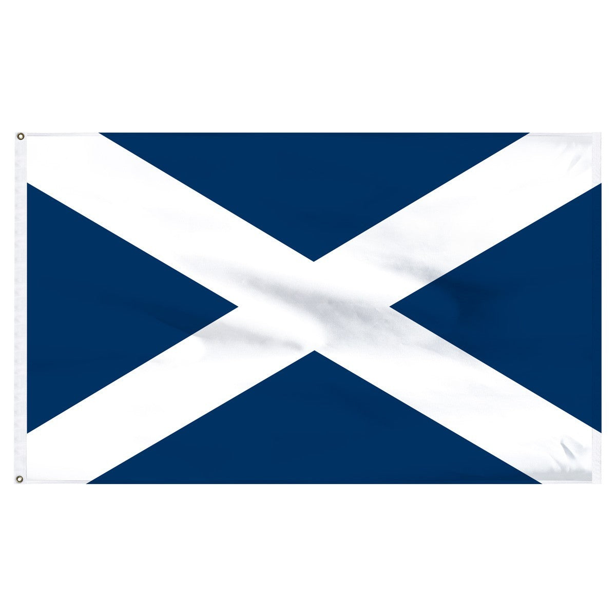 Saint Andrew's Cross 3' x 5' Outdoor Nylon Flag