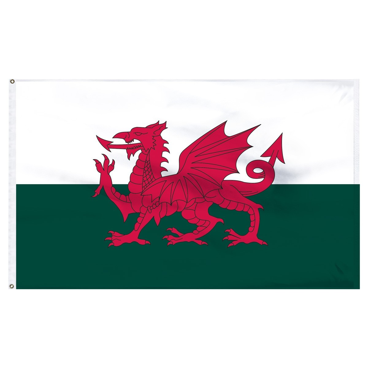Wales 3' x 5' Outdoor Nylon Flag