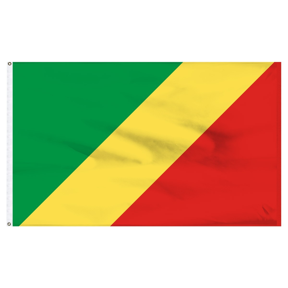 Congo 4' x 6' Outdoor Nylon Flag
