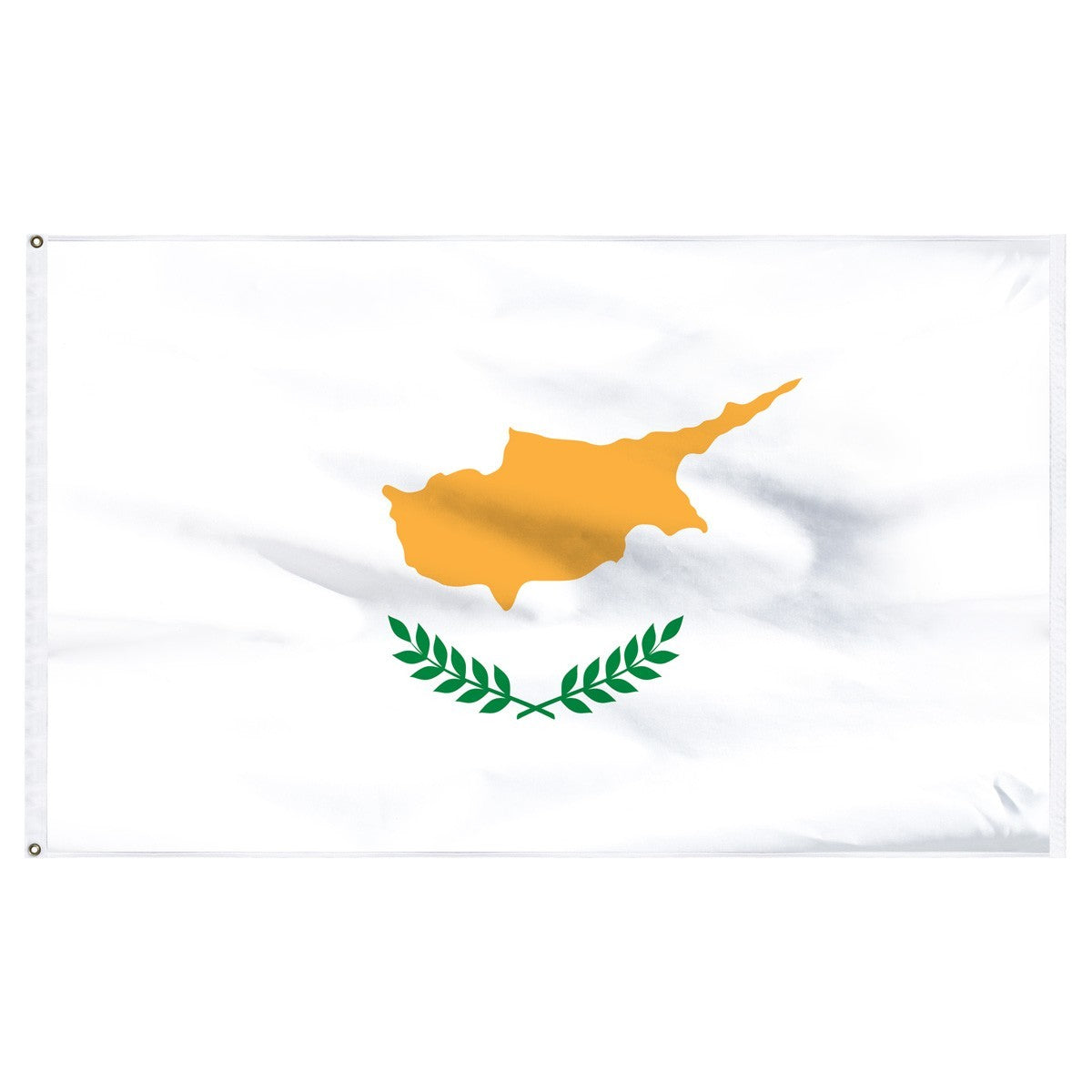Cyprus 4' x 6' Outdoor Nylon Flag