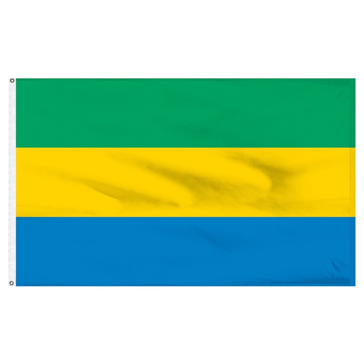Gabon 4' x 6' Outdoor Nylon Flag