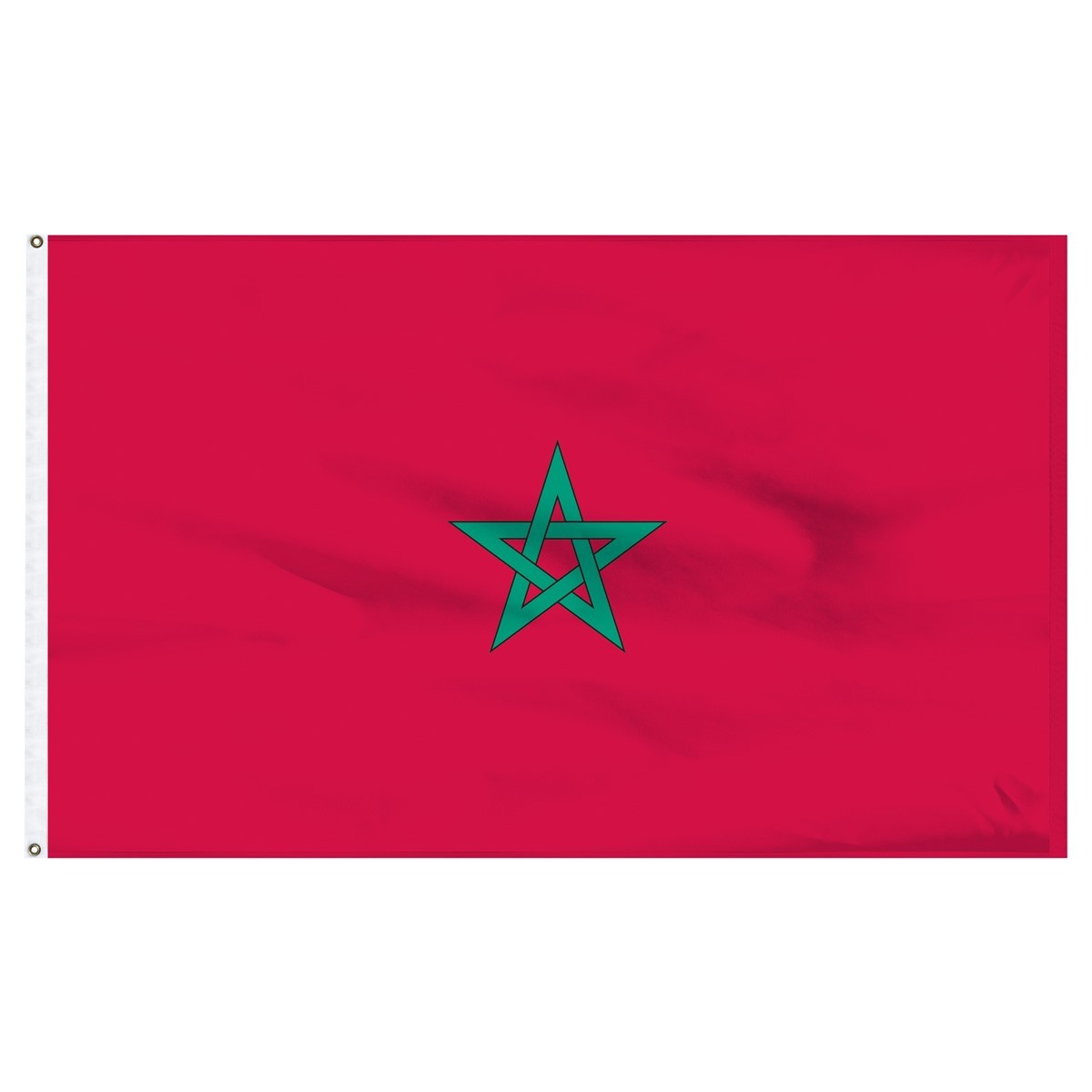 Morocco 4' x 6' Outdoor Nylon Flag