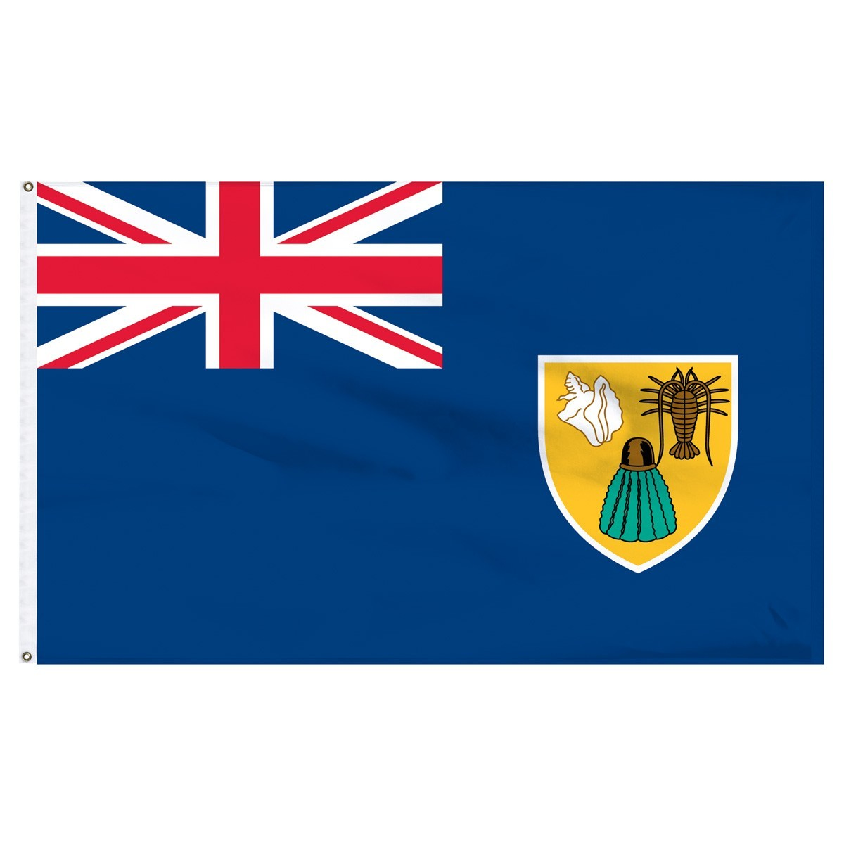 Turks and caicos flags for sale