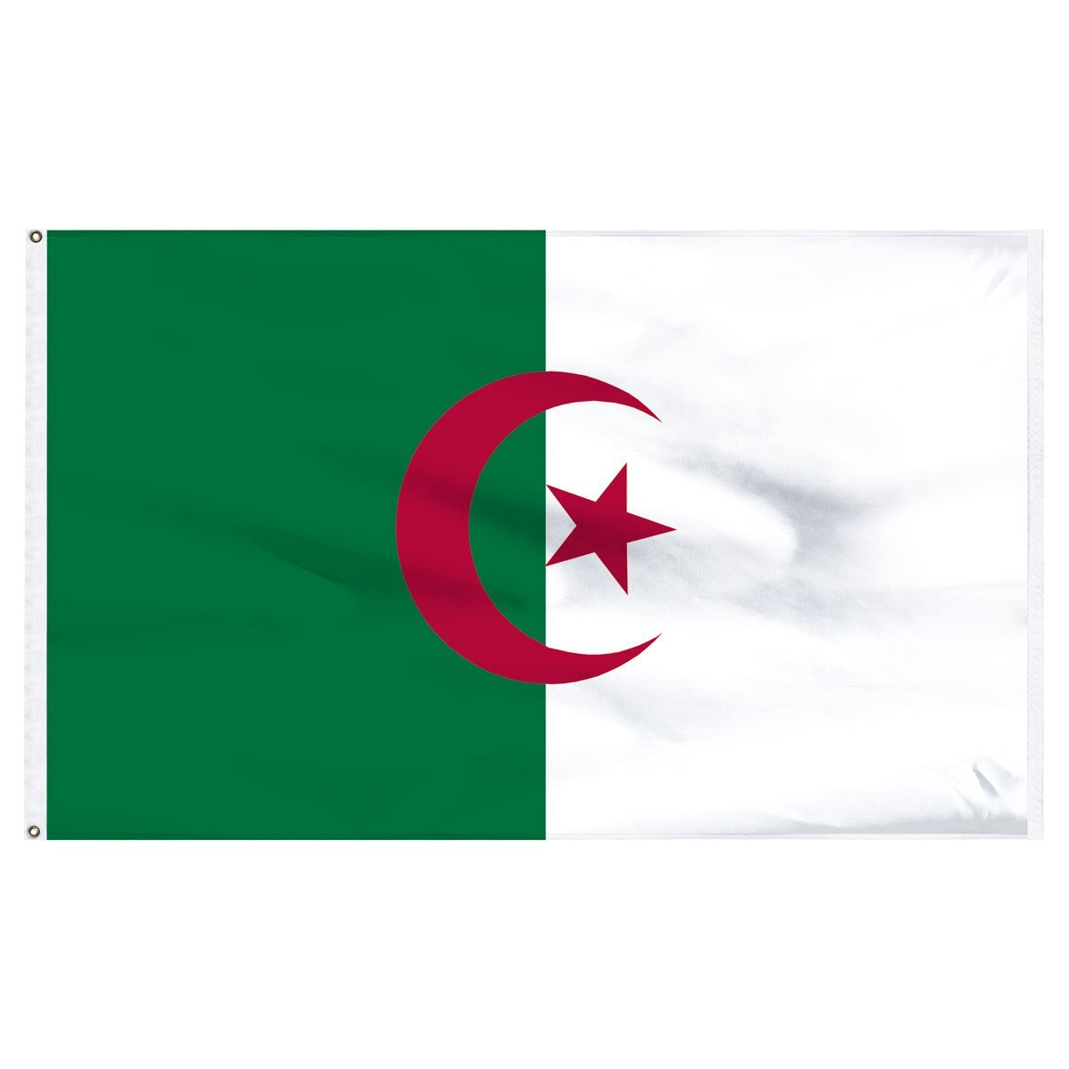 Algeria 5' x 8' Outdoor Nylon Country Flag
