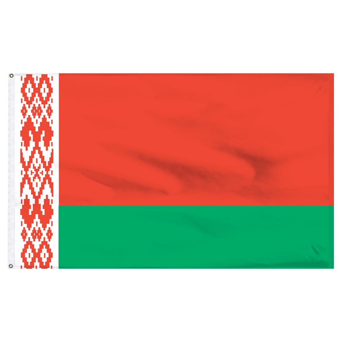 Belarus 5' x 8' Outdoor Nylon Flag