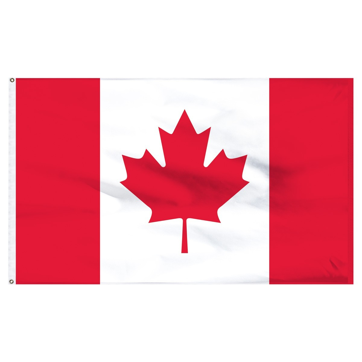 Canada 5' x 8' Outdoor Nylon Flag