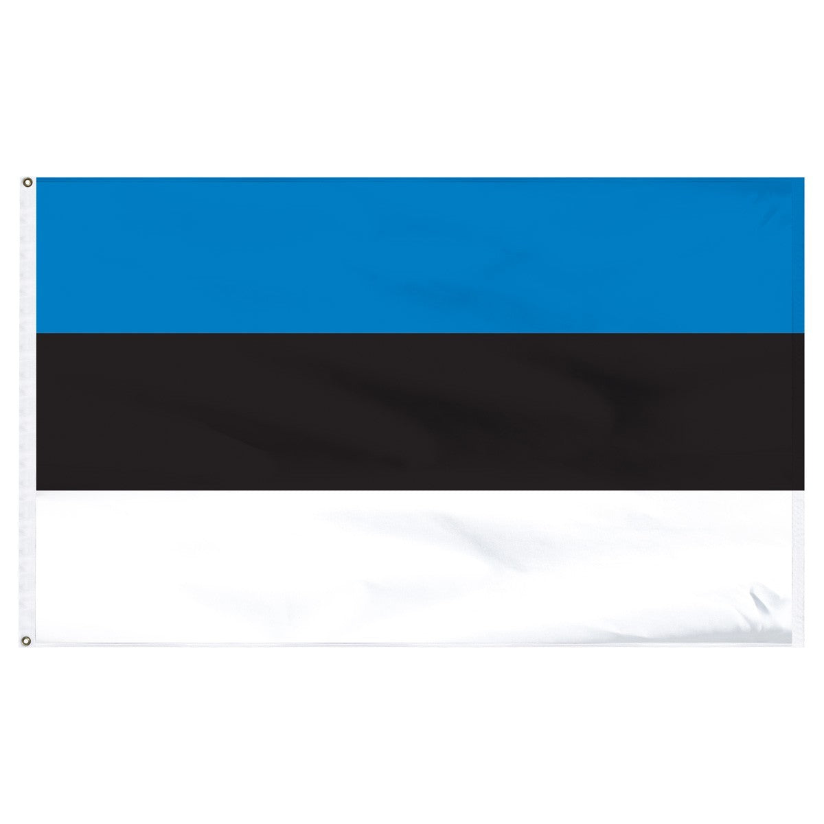 Estonia 5' x 8' Outdoor Nylon Flag