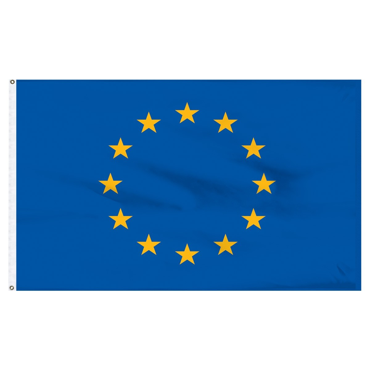 European Union 5' x 8' Outdoor Nylon Flag
