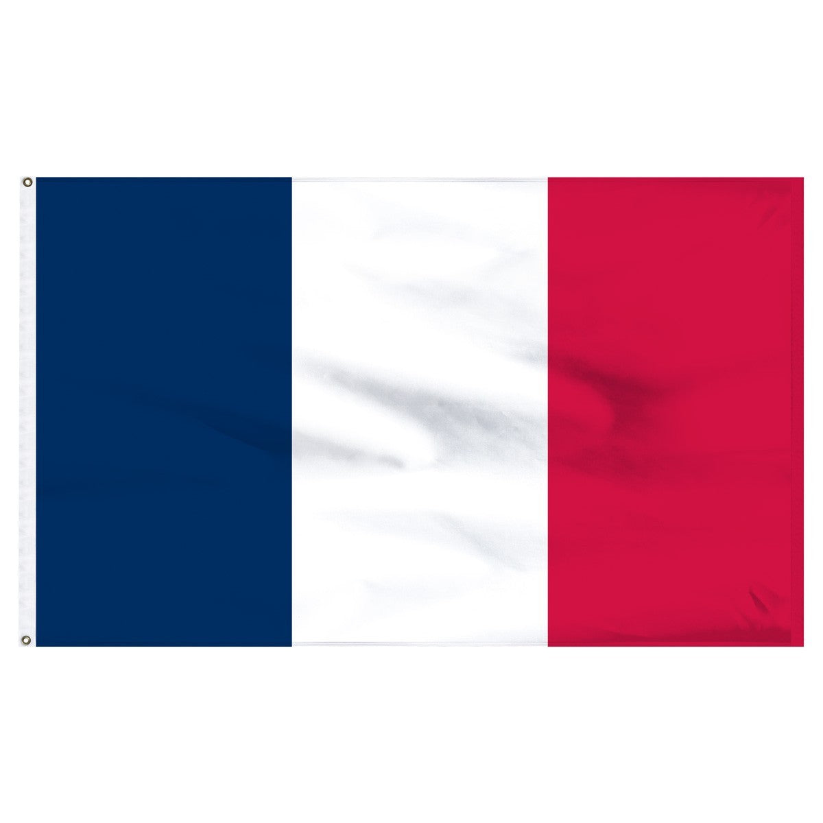 France 5' x 8' Outdoor Nylon Flag