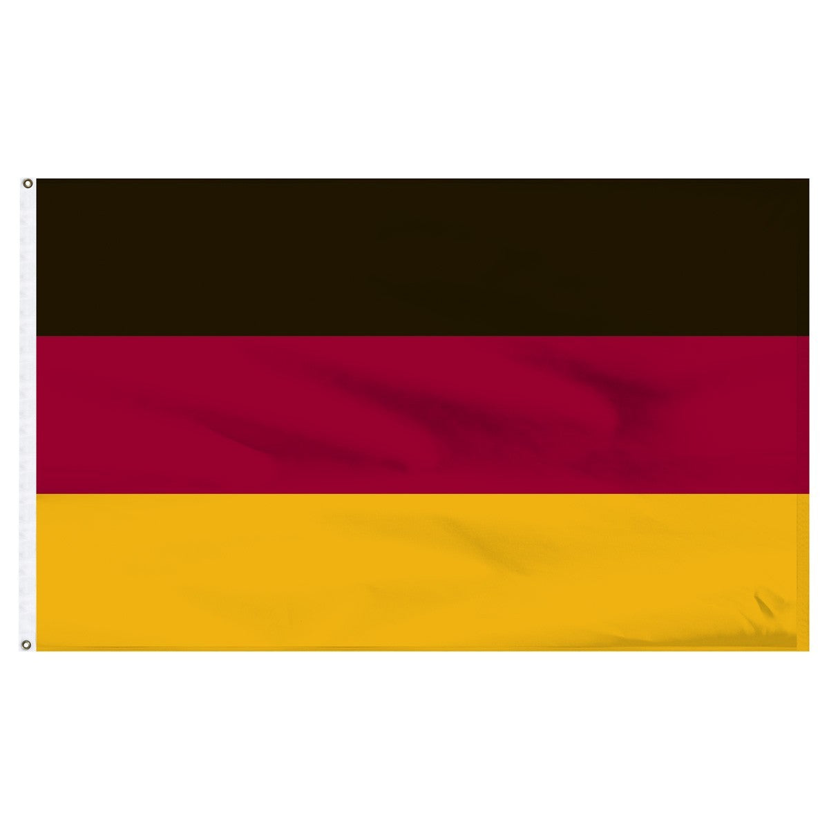 Germany 5' x 8' Outdoor Nylon Flag
