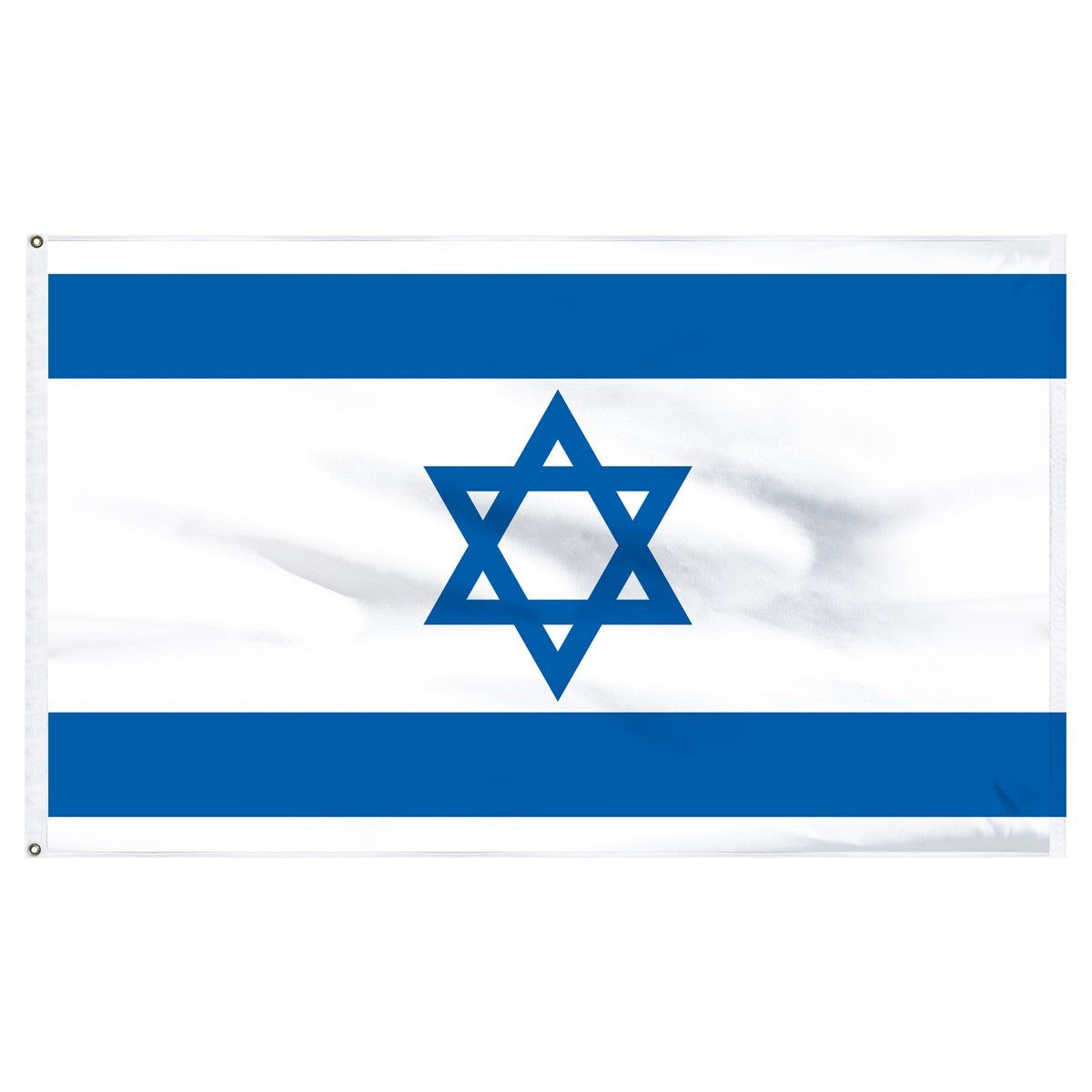 Israel 5' x 8' Outdoor Nylon Flag