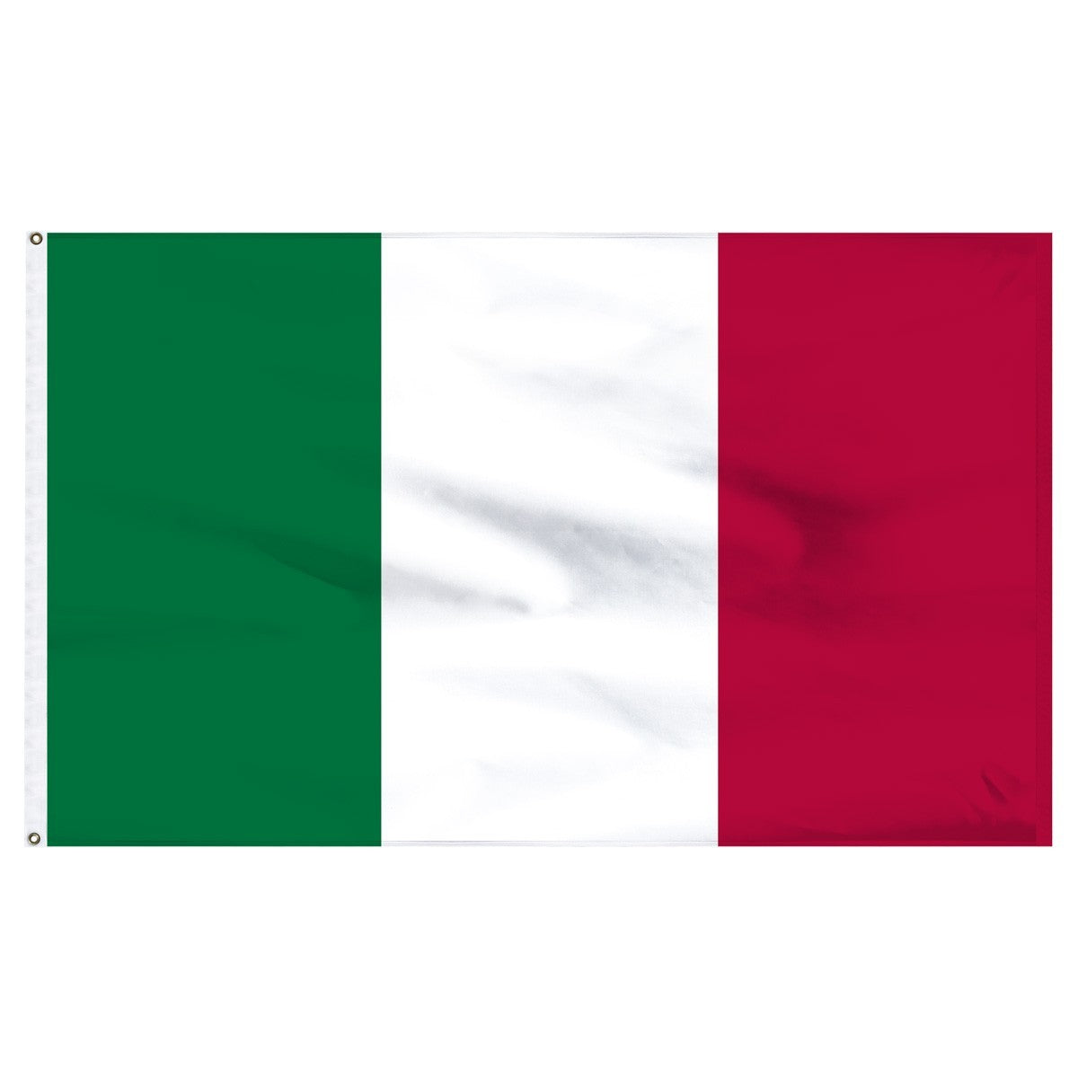 Italy 5' x 8' Outdoor Nylon Flag