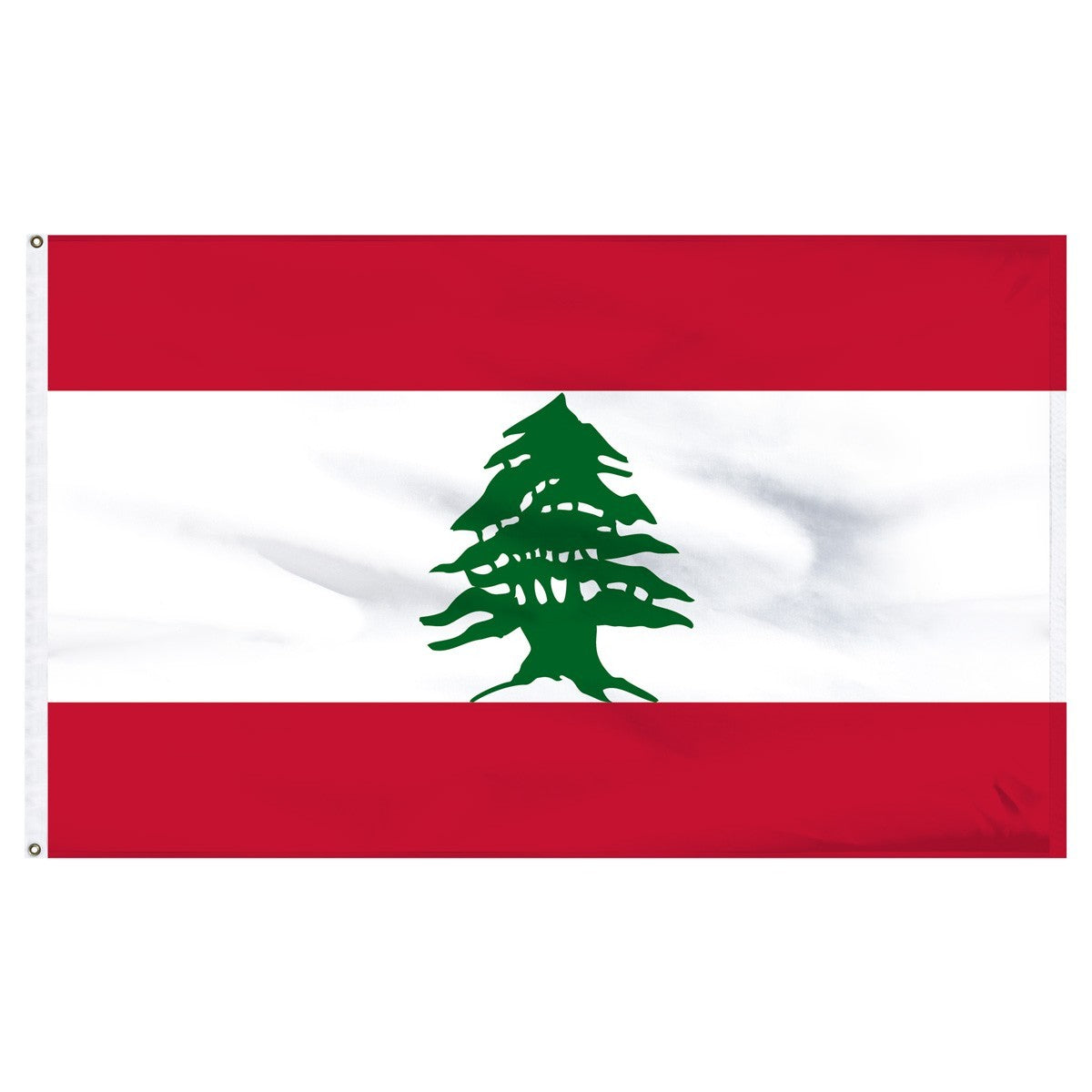 Lebanon 5' x 8' Outdoor Nylon Flag