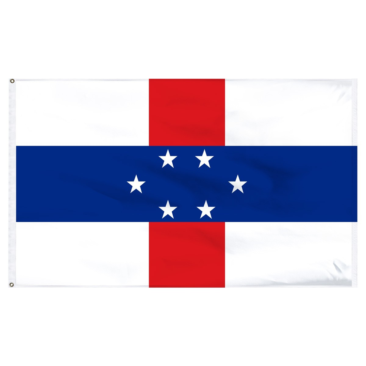 Netherlands Antilles 5' x 8' Outdoor Nylon Flag