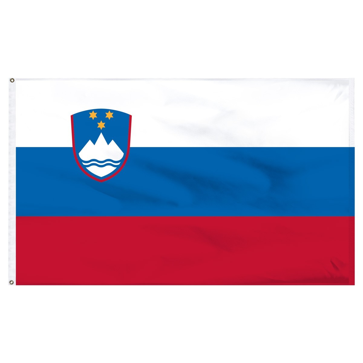 Slovenia 5' x 8' Outdoor Nylon Flag