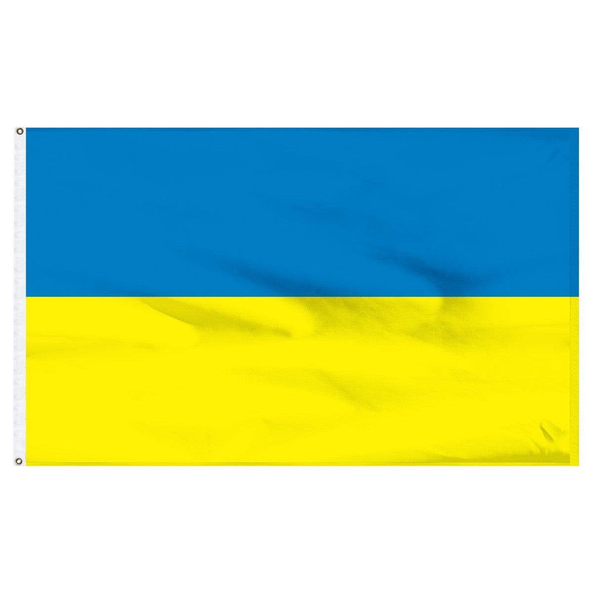 Ukraine 5' x 8' Outdoor Nylon Flag