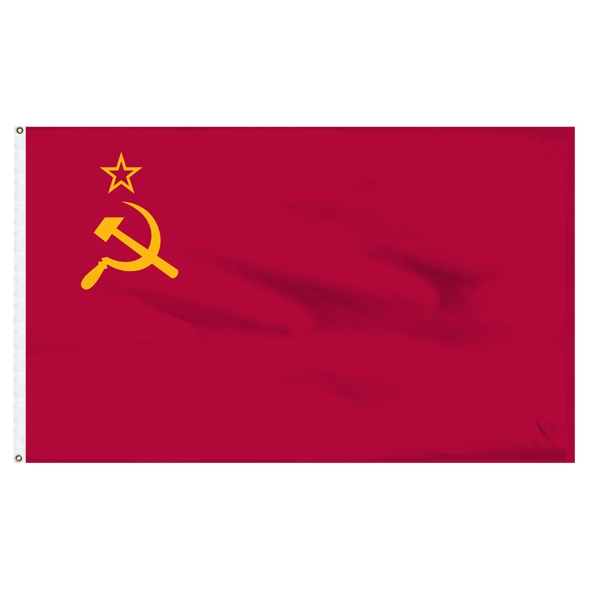 USSR 5' x 8' Outdoor Nylon Flag