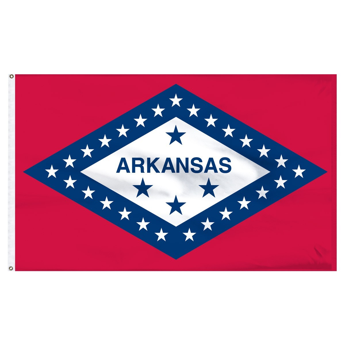 Arkansas  2' x 3' Outdoor Nylon State Flag