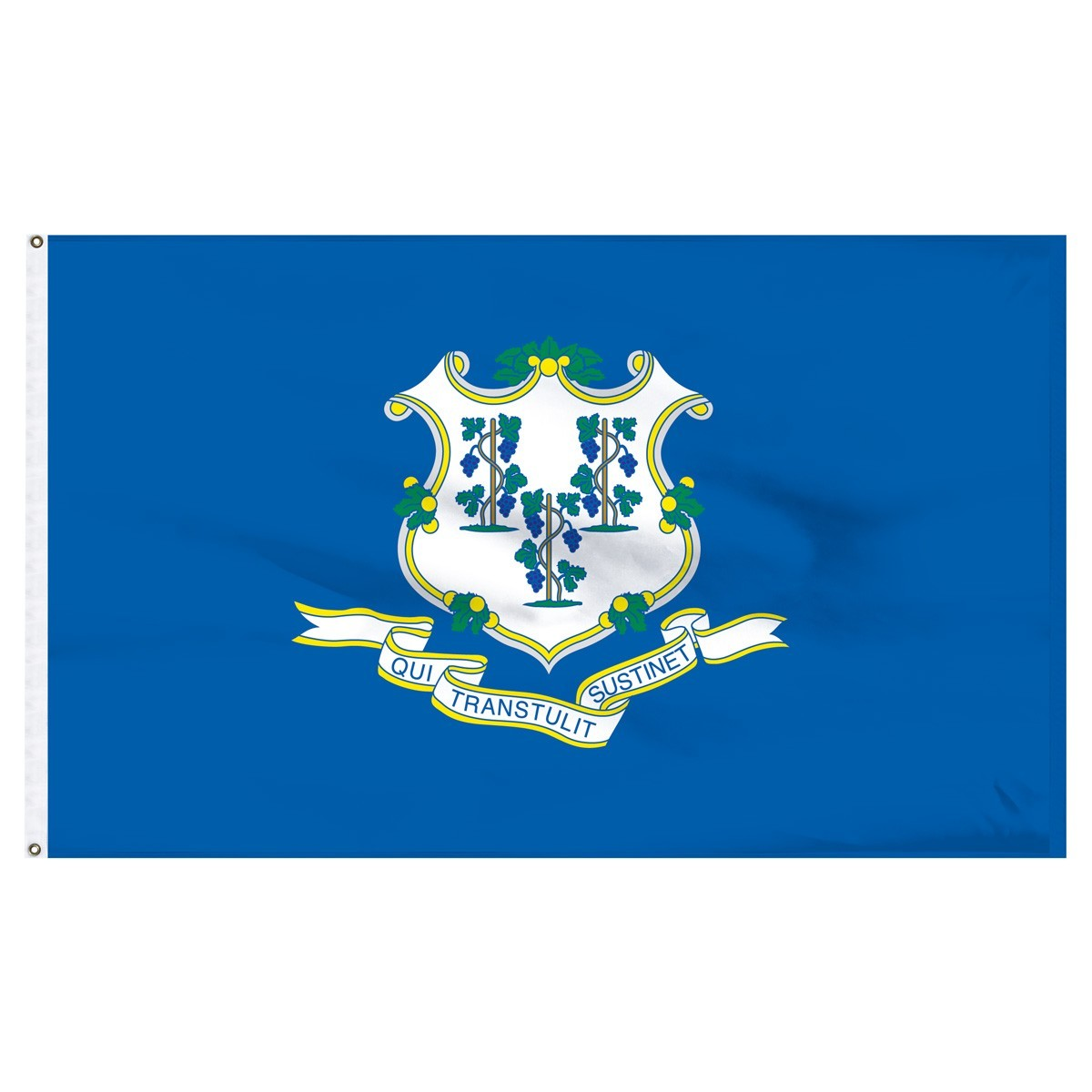 Connecticut  2' x 3' Outdoor Nylon Flag