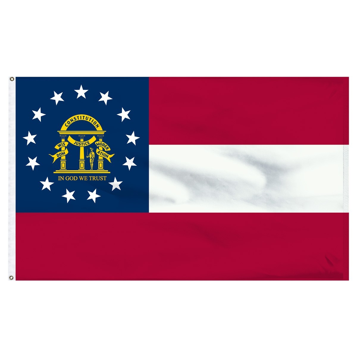 Georgia  2' x 3' Outdoor Nylon Flag