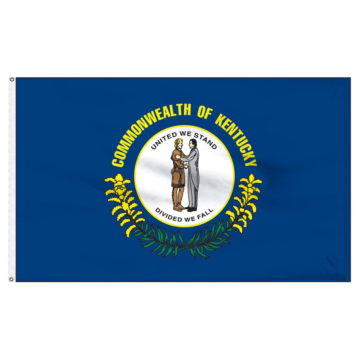 Kentucky  2' x 3' Outdoor Nylon Flag