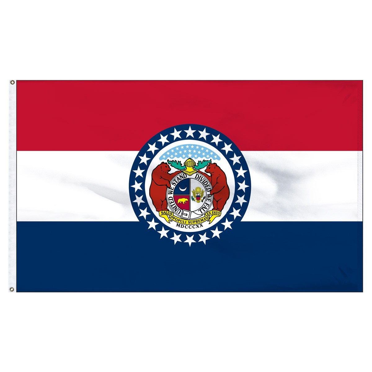 Missouri  2' x 3' Outdoor Nylon Flag
