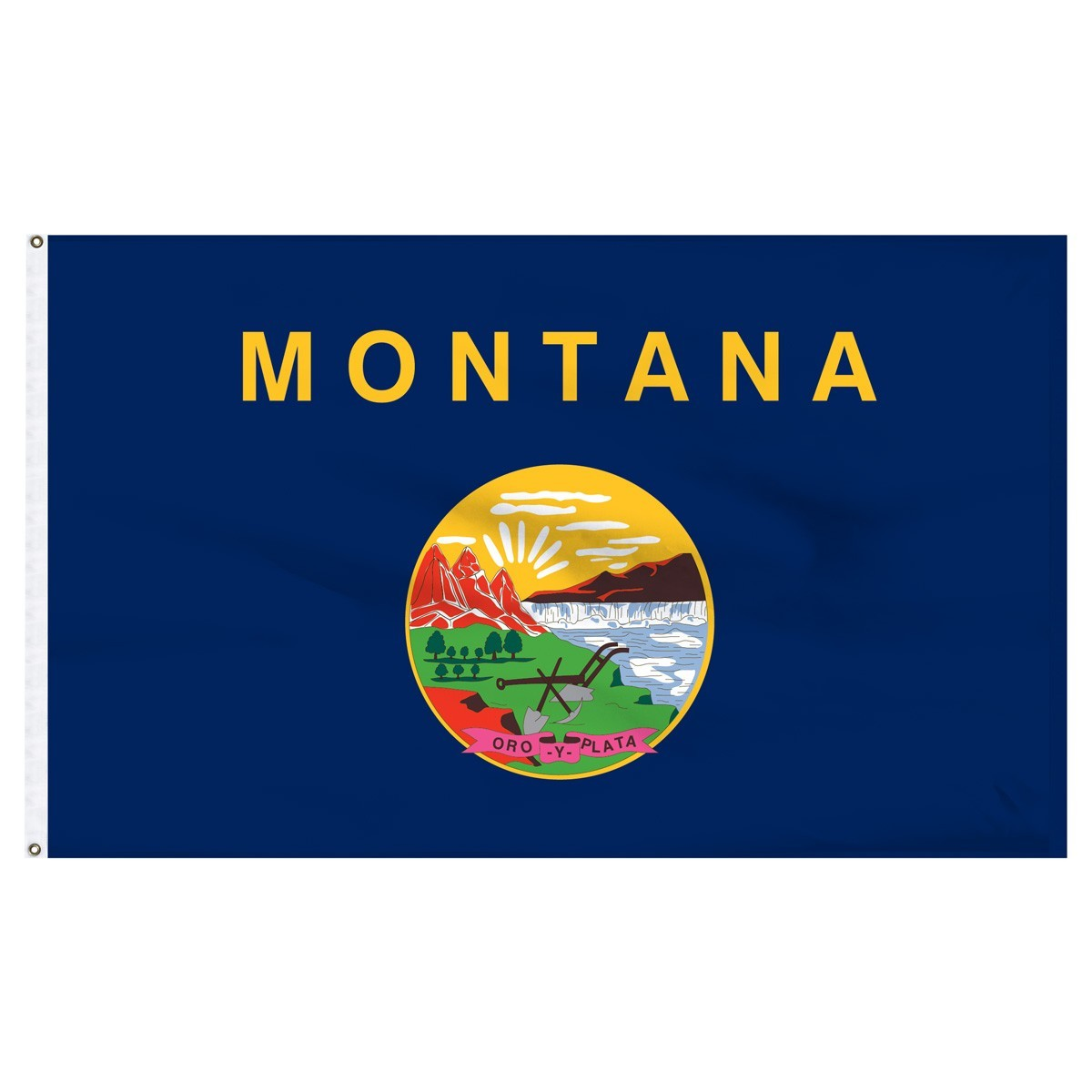 Montana  2' x 3' Outdoor Nylon Flag
