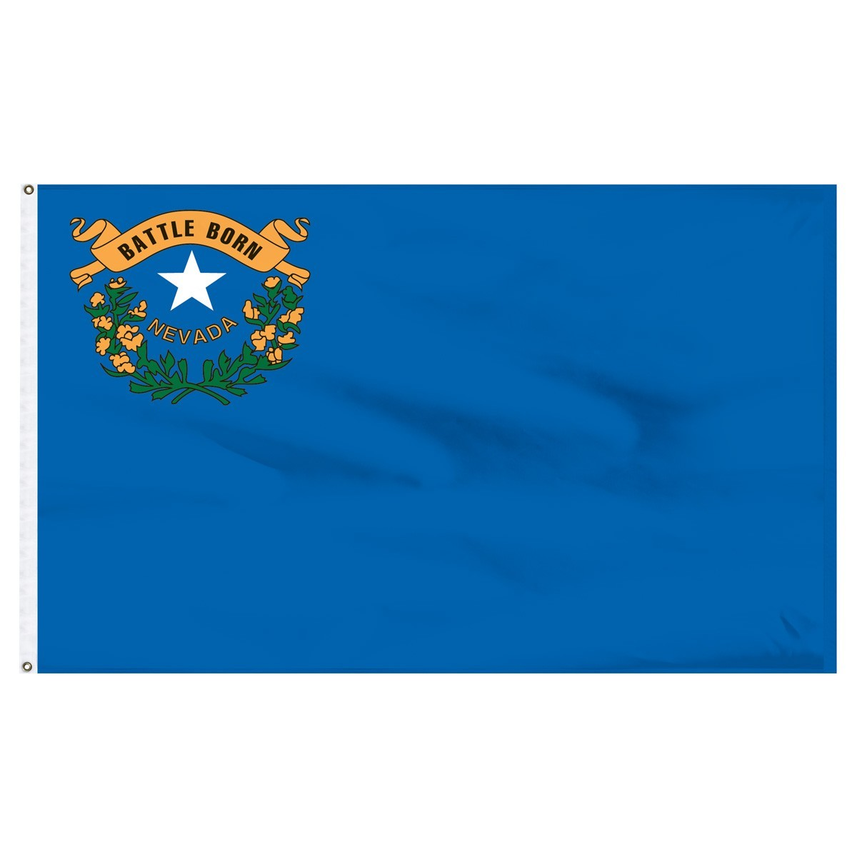 Nevada  2' x 3' Outdoor Nylon Flag
