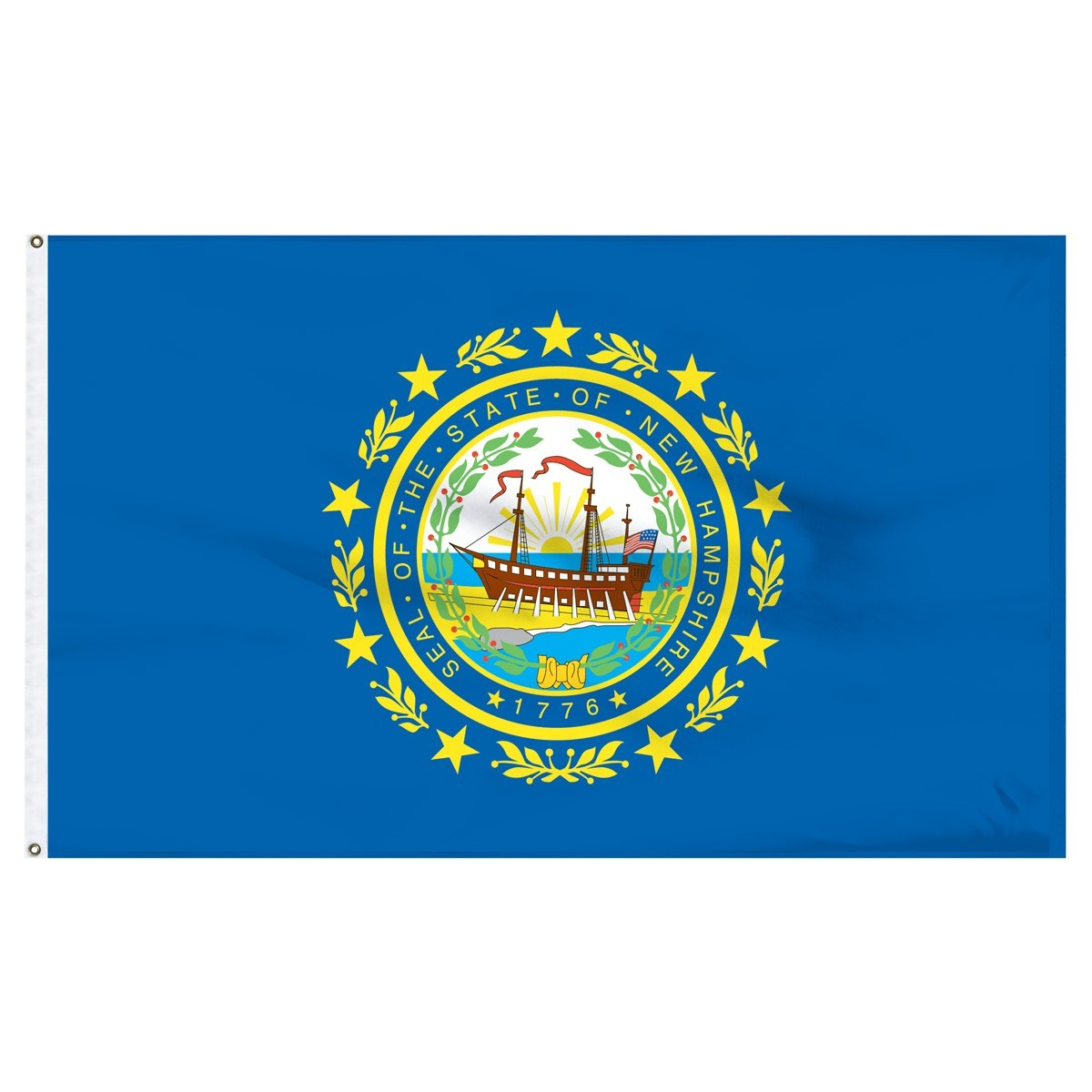 New Hampshire  2' x 3' Outdoor Nylon Flag