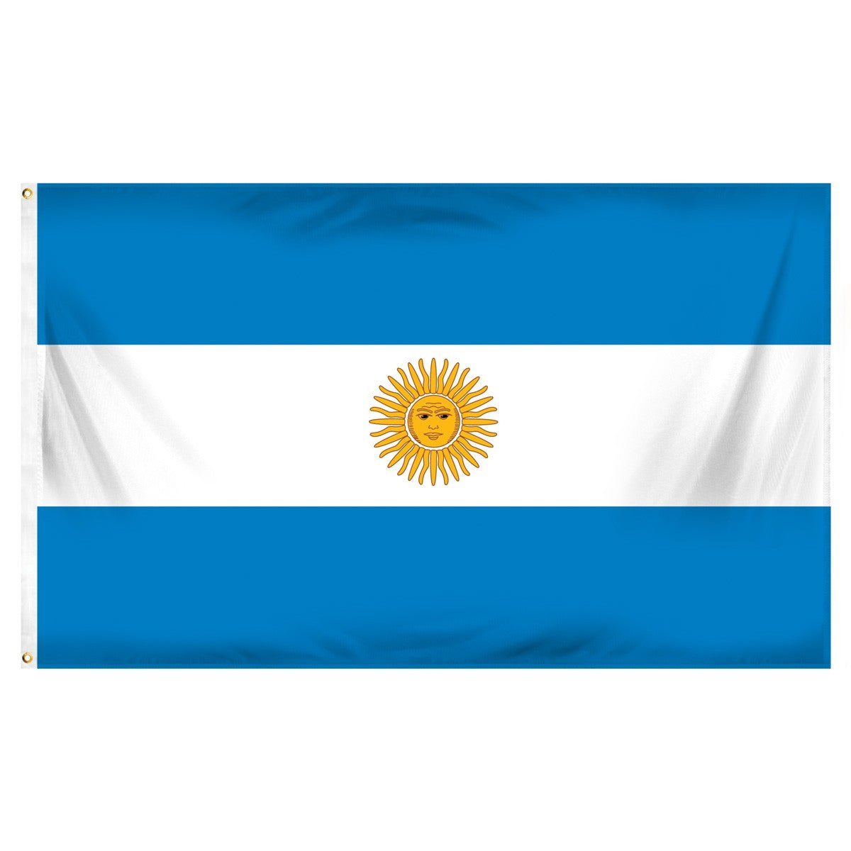 Argentina 2' x 3' Indoor Polyester World Country Flag