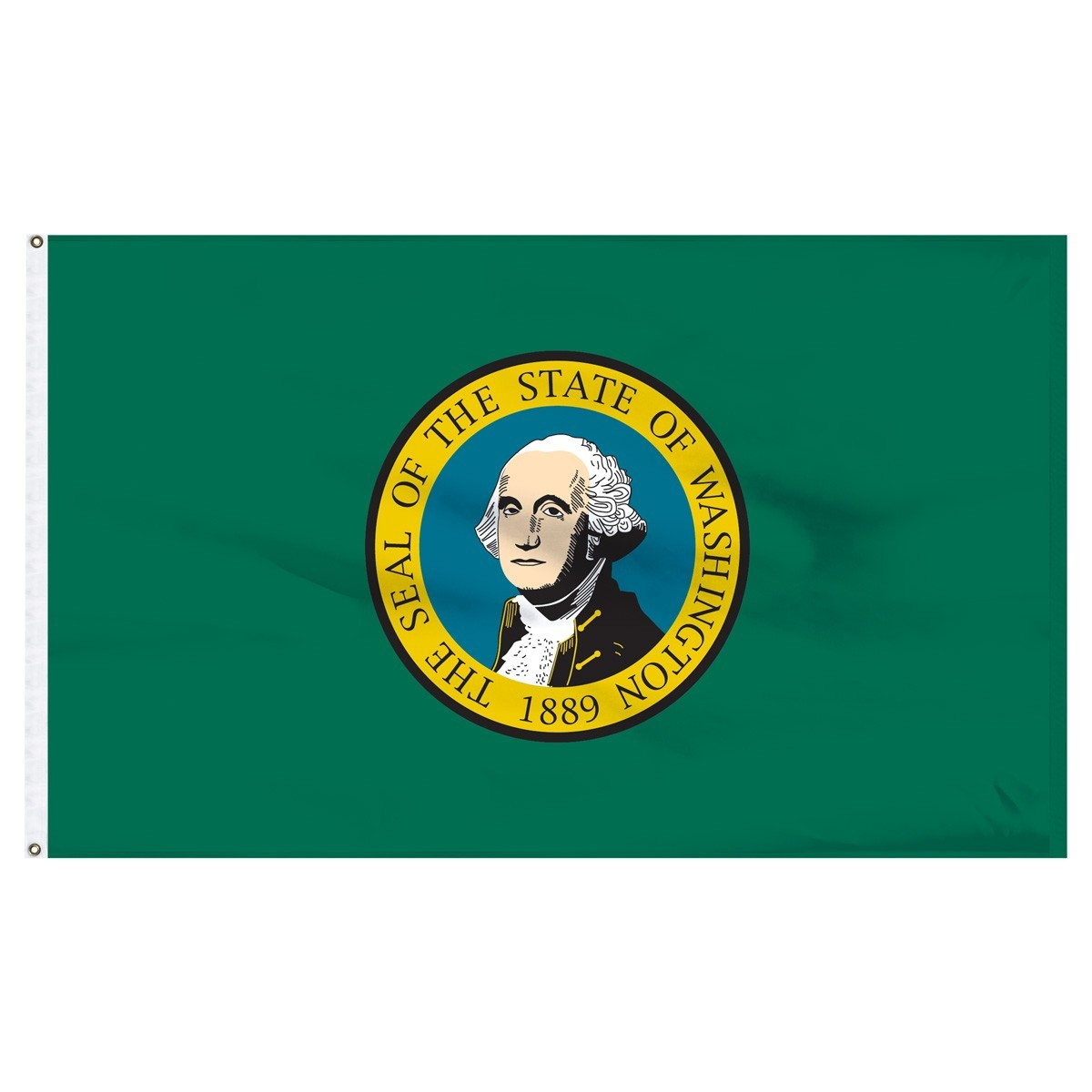 Washington  2' x 3' Outdoor Nylon Flag
