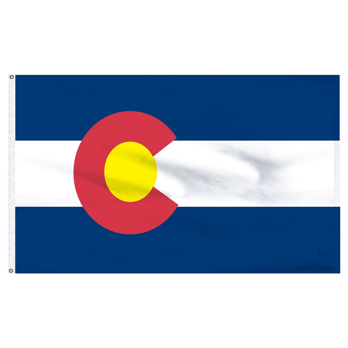 Colorado  3' x 5' Outdoor Nylon Flag