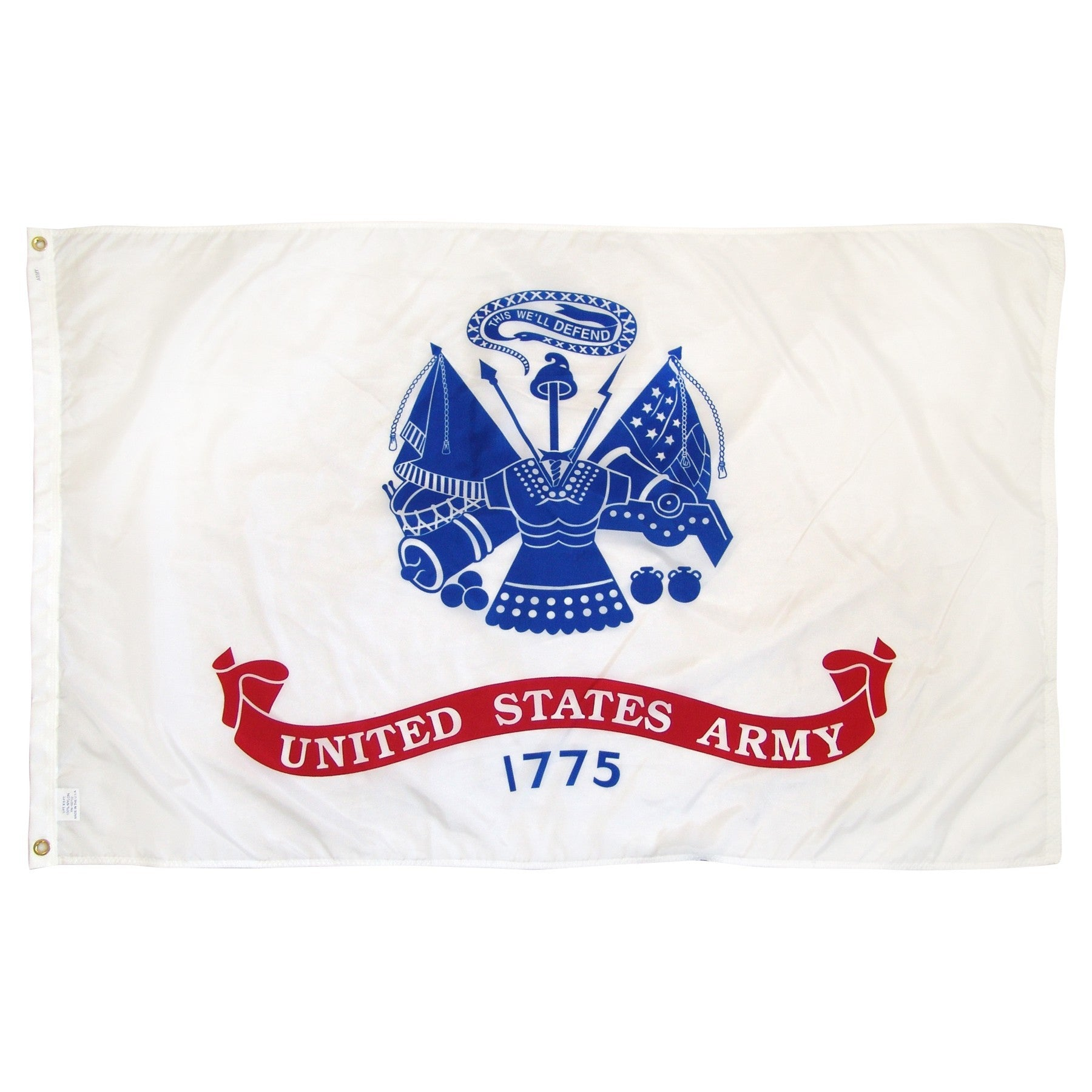 US Army 2' x 3' Indoor Polyester Flags
