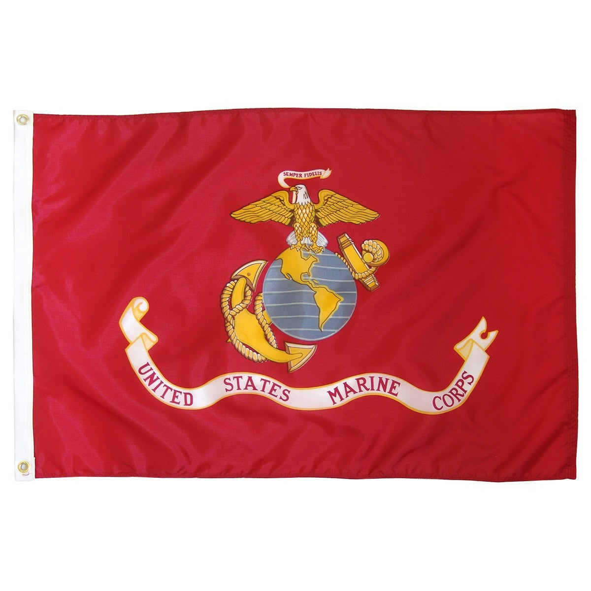 US Marine Corps 3' x 5' Outdoor Nylon Flags