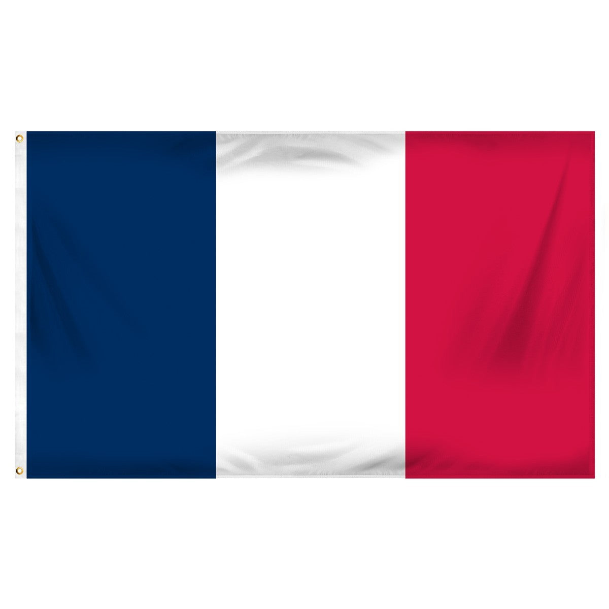 France 2' x 3' Indoor Polyester Flag