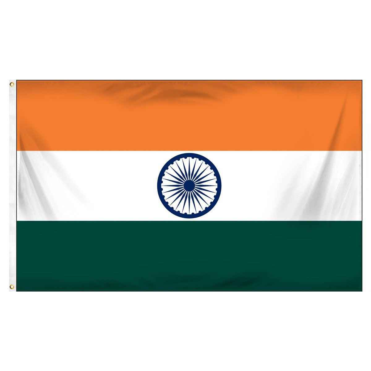 India Stick flags for sale 1-800 Flags