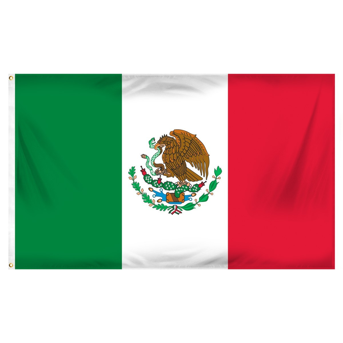 Mexico 2' x 3' Indoor Polyester Flag