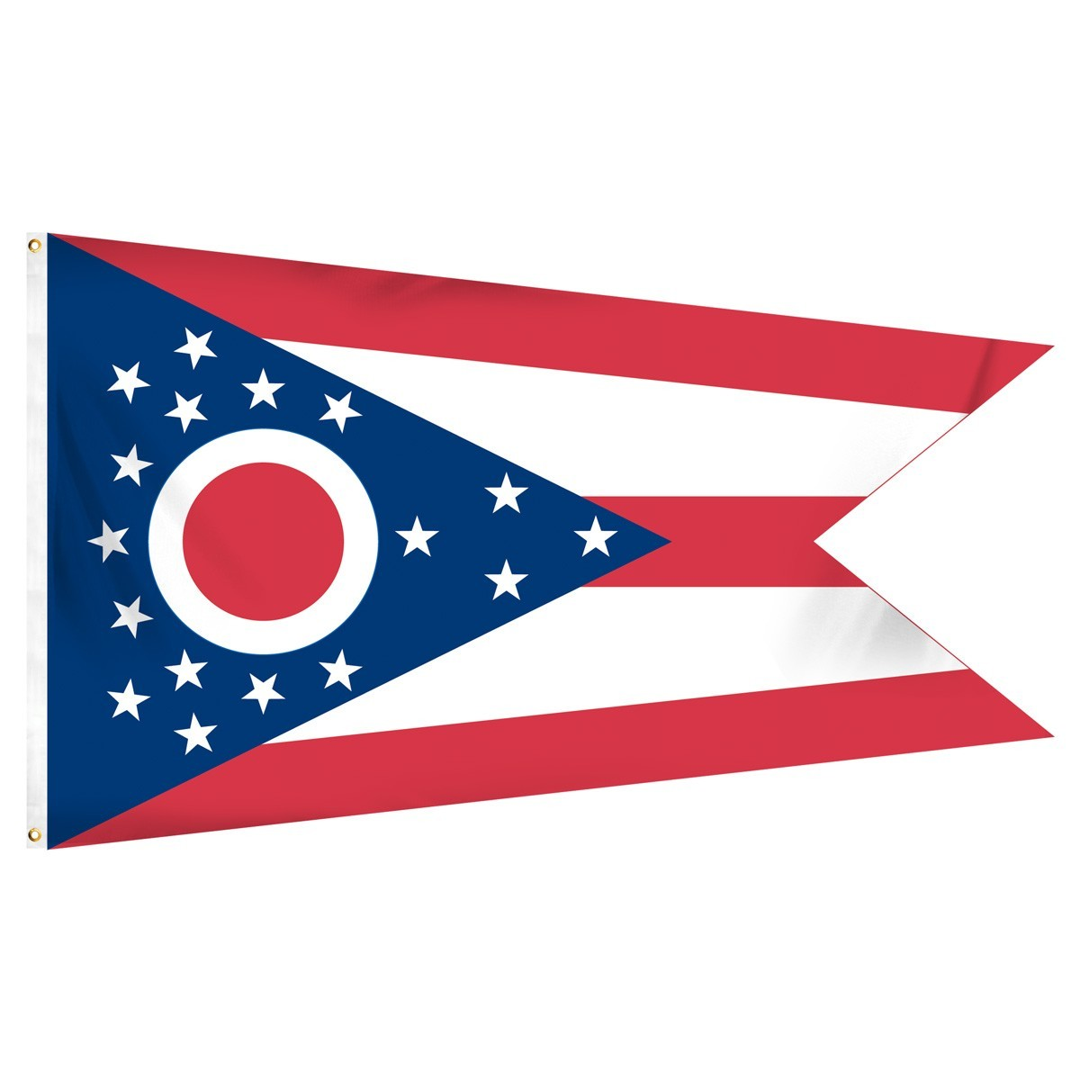 Ohio stick classroom flags for sale
