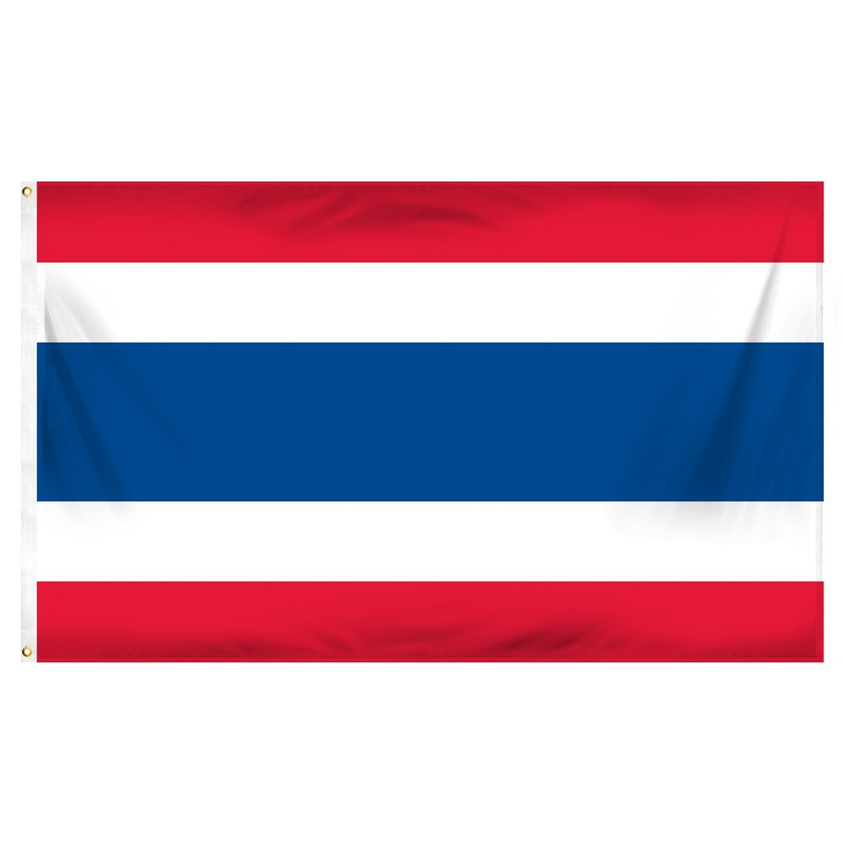 Thailand 2' x 3' Indoor Polyester Flag