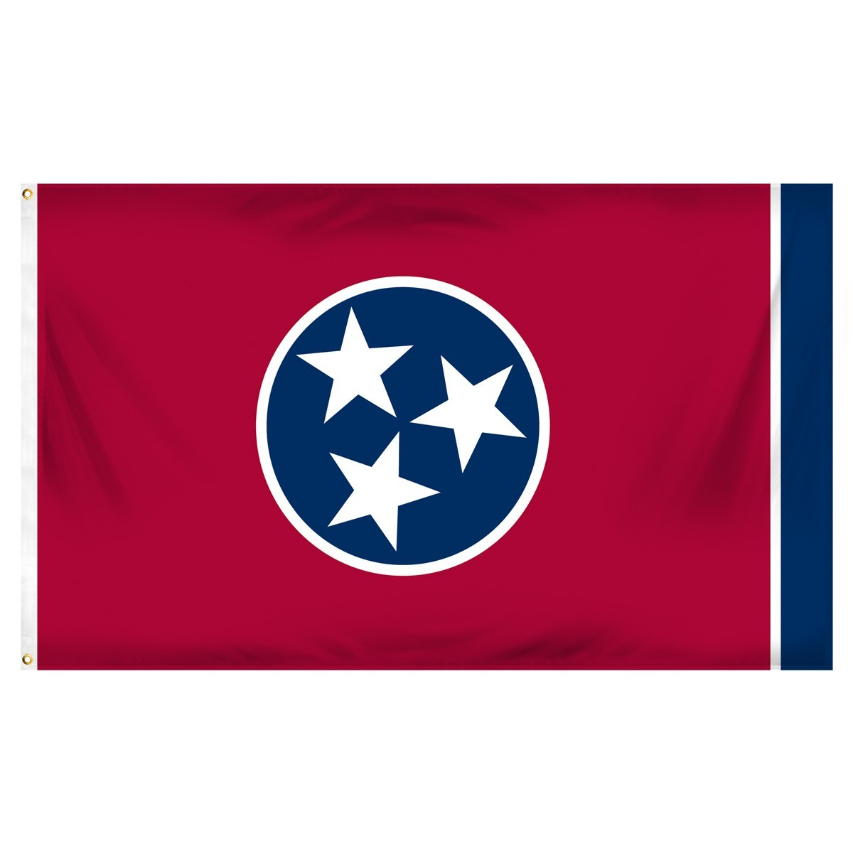 Tennessee  2' x 3' Indoor Polyester Flag