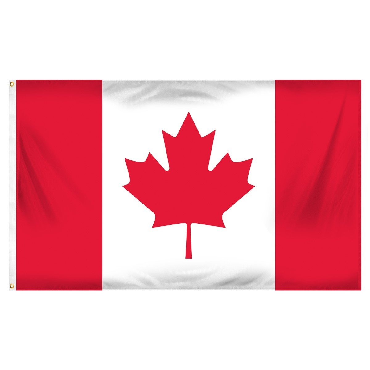 Canada 3' x 5' Indoor Polyester Flag