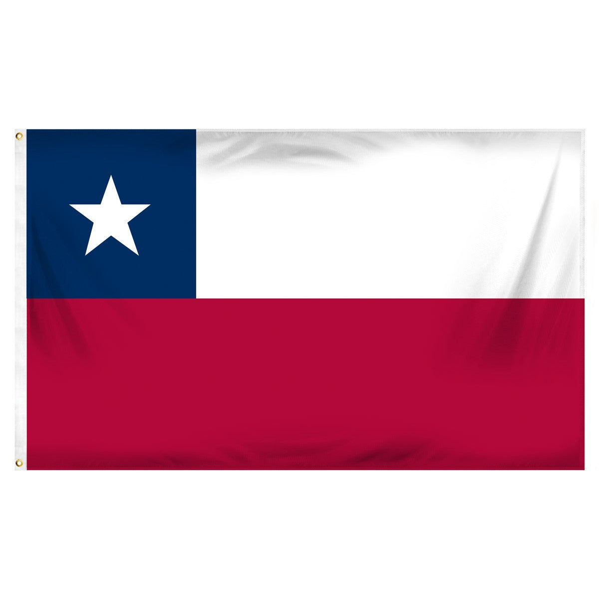 Chile 3ft x 5ft Indoor Polyester Flag