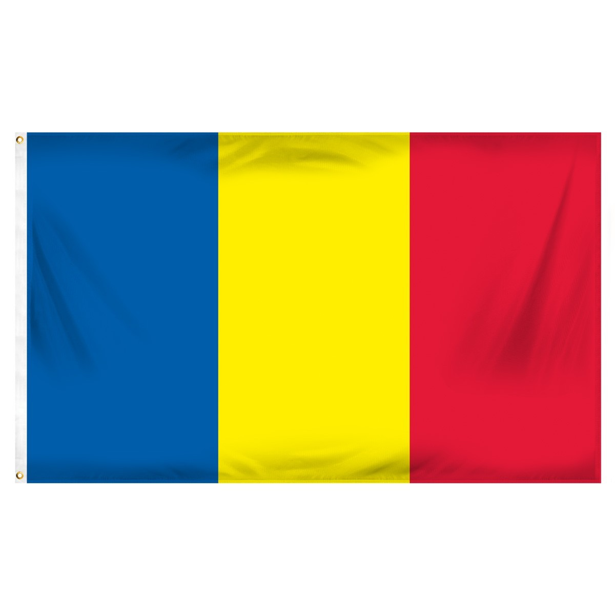 Romania 3' x 5' Indoor Polyester Flag