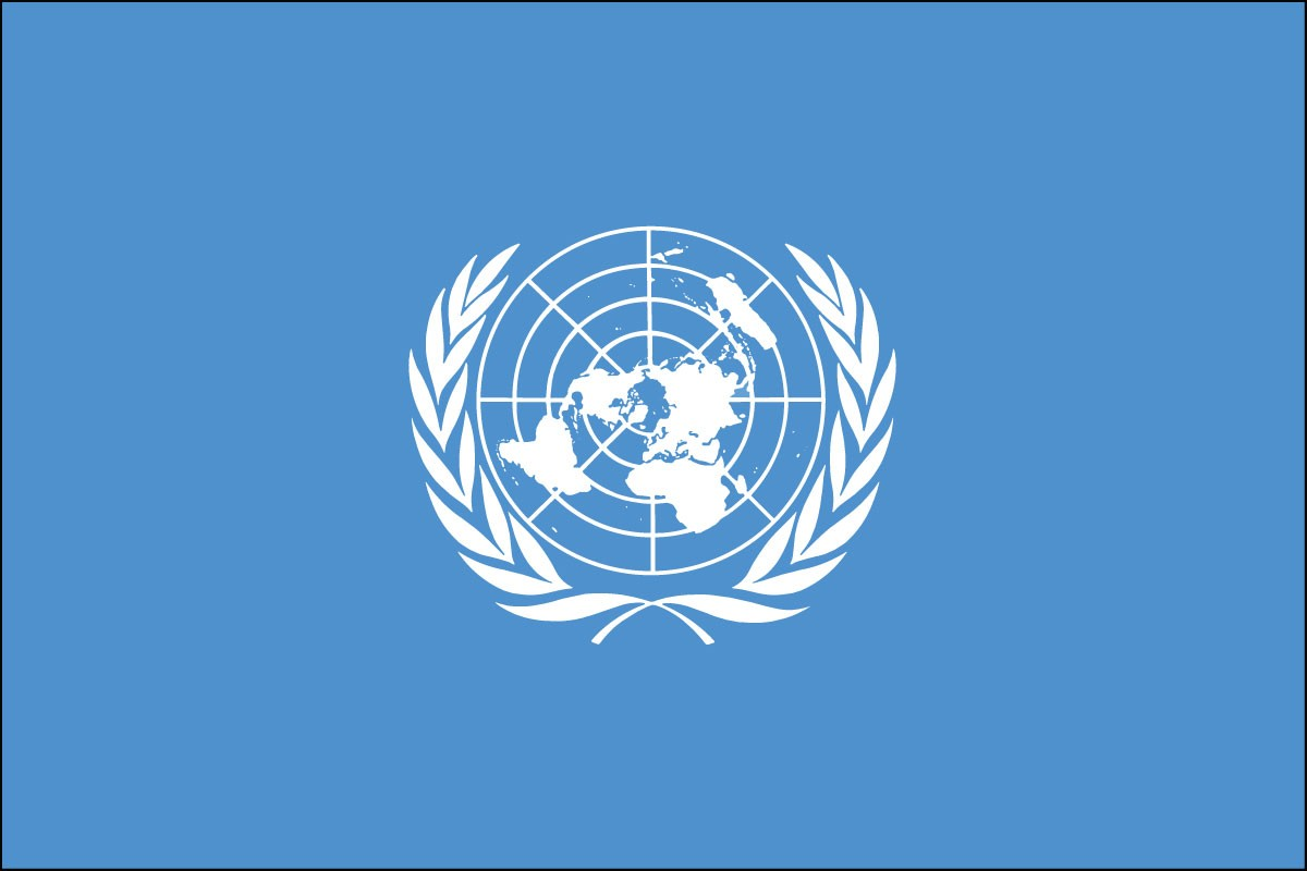 UN United Nations Flag for sale