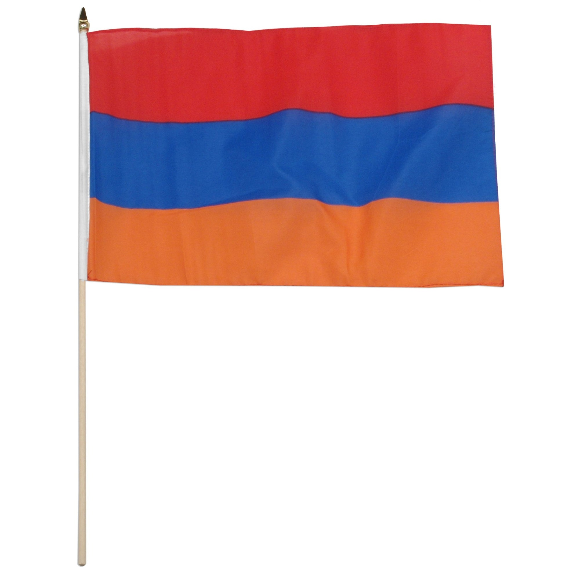 "Armenia 12"" x 18"" Mounted Country Flag"